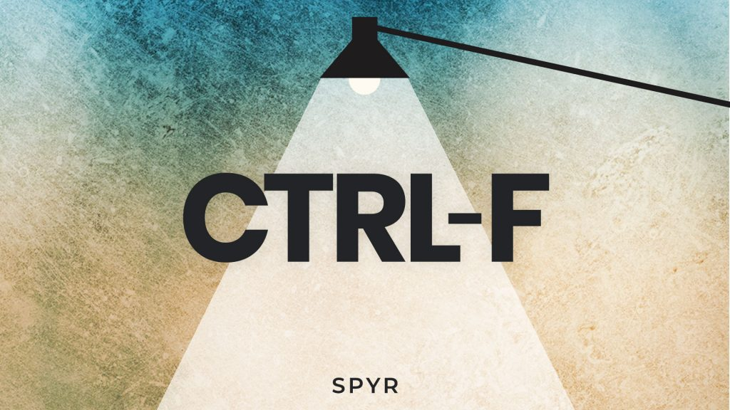 Ctrl-F Podcast with Amara Andrew and Jeff Sarris