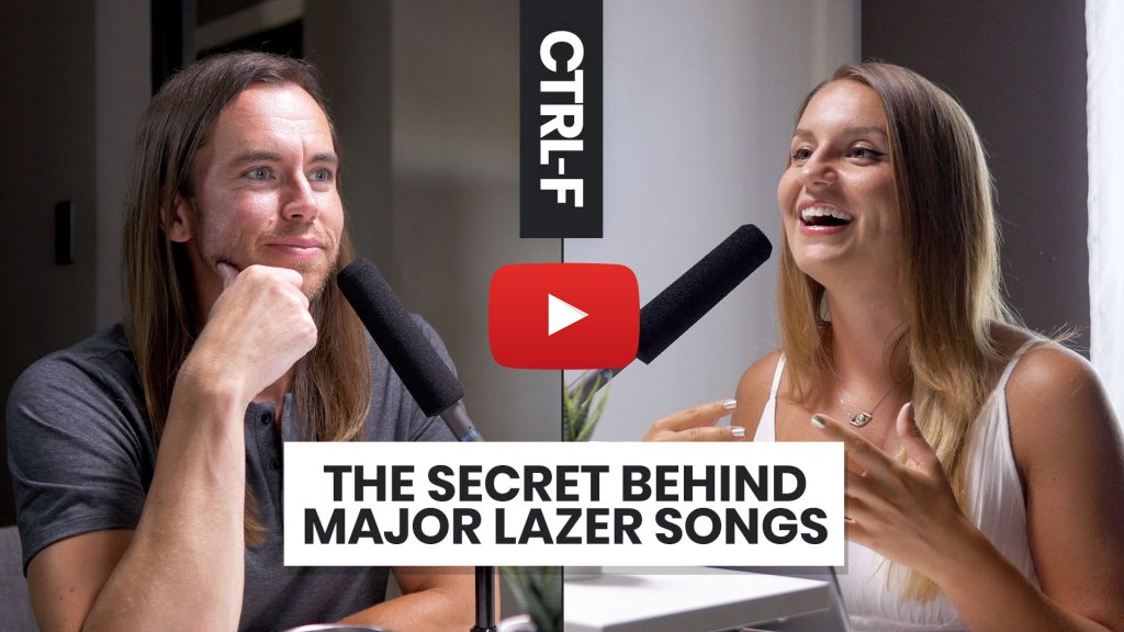 The Secret Behind Major Lazer Songs - CTRL-F with Amara Andrew and Jeff Sarris